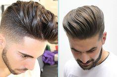 Three spring hairstyles