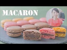Parisian Macarons recipe (eng sub) マカロン作り方 解説付 - YouTube