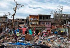 Mattew eleva a 800 muertos en Haití