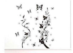Shop our best value Butterfly Wall Mural on AliExpress. Check out more Butterfly Wall Mural items in Home & Garden, Home Improvement, Lights & Lighting, Toys & Hobbies! And don't miss out on limited deals on Butterfly Wall Mural! Wall Stickers Animals, Removable Wall Stickers, Butterfly Wall Stickers, Wall Stickers Murals, Vinyl Wall Decals, Vinyl Art, Window Decals, Home Decoration Brands, Bedroom Murals