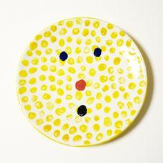 Plate 'Oh'. Mogu Takahashi.