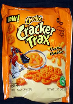 Cheetos Cracker Trax