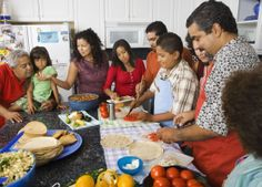 Hispanic families regard all members of the family, including grandparents, aunts, uncles, and cousins as equal parts of the family. The extended family is considered to be one family and not so much separated, like most American families. Family in general is more important in Hispanic families and everything each member of the family does is supposed to help the family in some way.