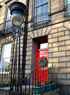 17 Heriot Row, Edinburgh, home of Robert Louis Stevenson   Stevenson stayed here between 1857 and 1880.