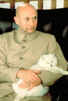 Ernst Stavro Blofeld from You Only Live Twice 007 James Bond