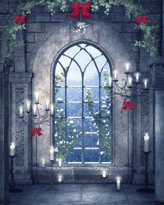 Beautiful Gothic Winter