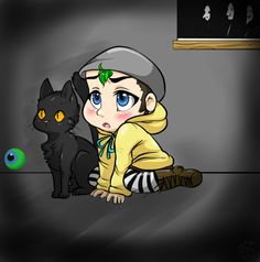 Sean in tights is adorable as fuck ('o' )/ Fran Bow was awesome. It's definitely one of my favorite games (^.^)