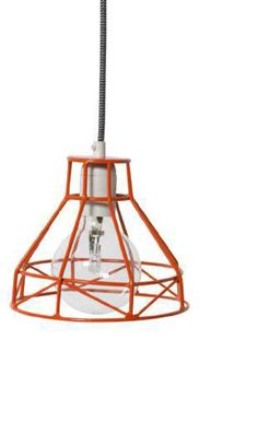 The gorgeous Mini Winston pendant lights will add a pop of colour to any room. Made from powder coated wrought iron, these pendant lights will bring colour, classiness and quirkiness to your home décor instantly.