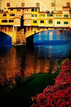 Ponte Vecchio, Italy Florence Tuscany