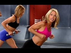 Denise Austin: Arms & Shoulders Workout Level 1 - YouTube