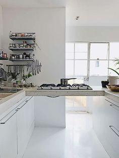 Méchant Studio Blog: kitchen corner