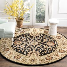 Look no further than Overstock.com to shop 8 Foot Round Or Octagon Or Oval Rug, Under $450, 8' x 8', Round, Traditional with Free Shipping on orders over $45! All things home, all for less.