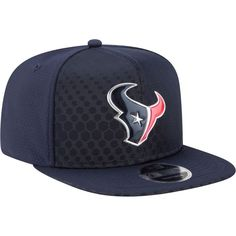New Era Men s Houston Color Rush 2017 On-Field 9Fifty Snapback Adjustable  Hat d34b4a10c