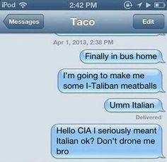 Hello CIA