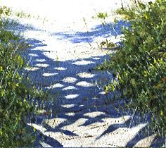 Create shadows in your paintings which pop and burst with light, depth and life.