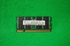 2GB Notebook RAM Samsung M470T5663QZ3-CE6 200p PC2-5300 CL5 DDR2-667 SODIMM