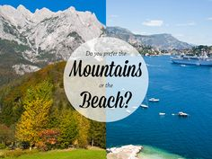 The mountains or the beach, isn't that a difficult question for many? The mountains - far away from a lot of people, walking hand in hand with nature by your side... With the smells of fresh bloomi...https://dezaro.wordpress.com/2015/09/20/mountains-or-beach-why/