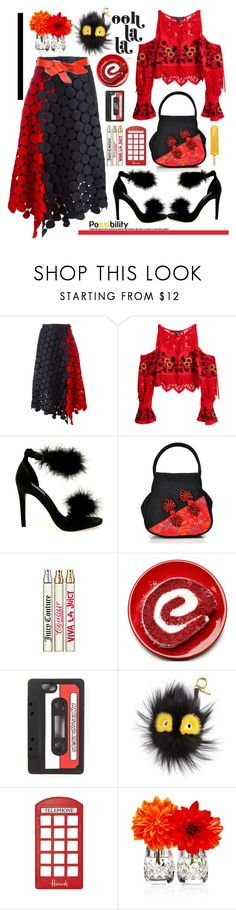 """""""26.09.17-2"""" by malenafashion27 ❤ liked on Polyvore featuring Marni, For Love & Lemons, Juicy Couture, Marc by Marc Jacobs, Fendi, Harrods, Waterford and Étoile Isabel Marant"""