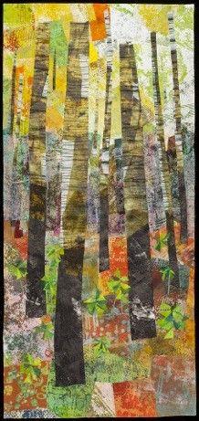 Forest Rebirth by Patty Hawkins