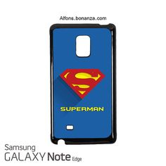 Superman Superhero Samsung Galaxy Note EDGE Case