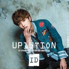 UP10TION SUNYOUL ID Individual CD Jacket photoshoot  #업텐션 #선율 #ソンユル