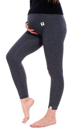 439e936f0095f Maternity Styles - hard-wearing maternity leggings : MNLYBABY Pregnant Women  Cotton High Waist Stretch