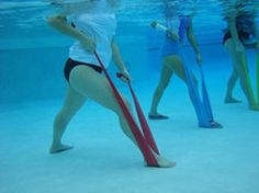 1000 images about pool exercises on pinterest pool - Can i swim in a pool while pregnant ...
