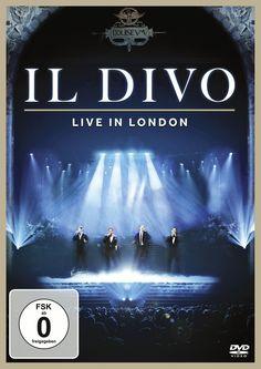 il divo live in london dvd - Hledat Googlem