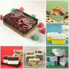 Handmade Holiday Gift Inspiration Tutorials   Soap Queen