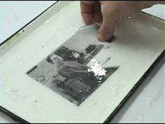 ▶ Gel Image Transfers - YouTube - short instructional video by GOLDEN on Gel Transfer prints!