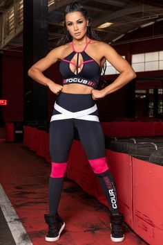 Br - Produto - Legging Speedway Laternal Link Hipkini 3336551 - Hipkini - It is not just Fitness It is Fashion