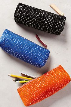 Constellated Pencil Case - anthropologie.com