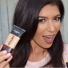 Best drugstore foundation for flawless skin.
