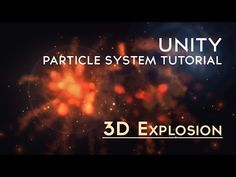 Unity 5.5 - Sequenced 3D Explosion w/ Realtime Lights (Particle/VFX Tutorial) - YouTube