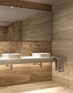 166 epic wooden bathroom designs ideas with modern farmhouse flare page 29 Contemporary Bathrooms, Modern Bathroom Design, Bathroom Interior, Bathroom Designs, Wooden Bathroom, Small Bathroom, Master Bathroom, Toilette Design, Bathroom Toilets