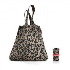 mini maxi shopper baroque taupe