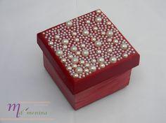 Porta bijuterias Pérola
