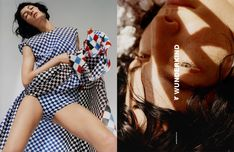Heather Kemesky for Wunderkind SS 2016 Campaign by Harley Weir