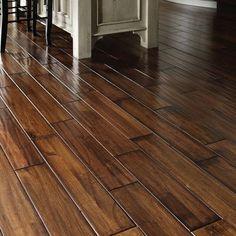 """Easoon USA 5"""" Engineered Manchurian Walnut Hardwood Flooring in Classic"""