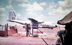Transall 336 seen here in the early SAAF colour scheme taxying into the dispersal area at AFB Rundu,