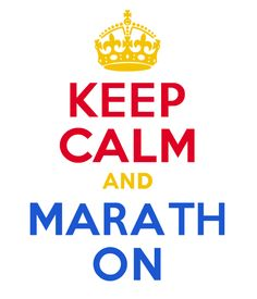 KEEP CALM and MARATHON by Scrabblicious.deviantart.com on @deviantART