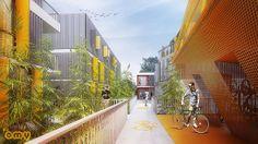 LA FAB 50 000 logements   Flickr: partage de photos!