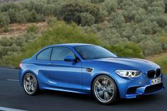 New BMW M2 shapes up