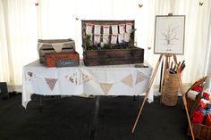 Br&newweddings / Bespoke Wedding Stationery / Table Plan / Thumb Tree / Suitcase Table Plan / Floral Wedding / Shabby Chic Wedding / www.brandnewweddings.co.uk