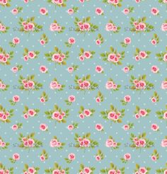 Shabby Chic Roses Background   ... of Seamless vector classic rose pattern Floral shabby chic background