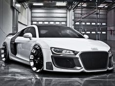 Regula Tuning super charged Audi R8 V10 #CarFlash