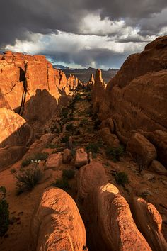 Fiery Furnace Section of Arches National Park Fiery Furnace, Natural Architecture, Parcs, National Forest, Us Travel, Travel Destinations, Art Photography, National Parks, Scenery