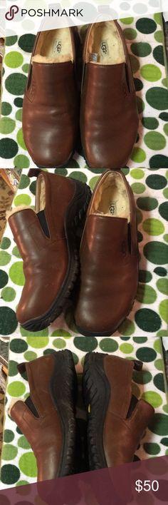 UGG australia men's size 11 Gently worn men's UGG's size 11 UGG Shoes Loafers & Slip-Ons