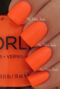 Must have this color!!! Orly Summer 2013 Mash Up Collection Mayhem Mentality Swatch
