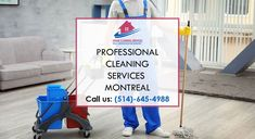 House Cleaning Montreal offer you the best way to live clear and healthy resident. Residential Cleaning Services, House Cleaning Services, Professional Cleaning Services, Good House, Clean House, Montreal